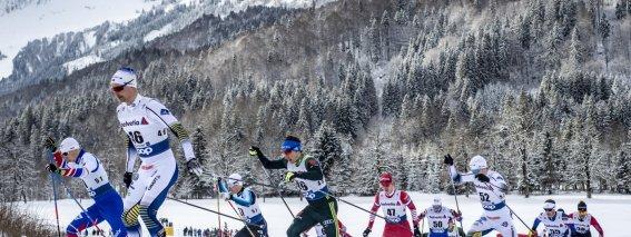 Weltcup Langlauf Oberstdorf