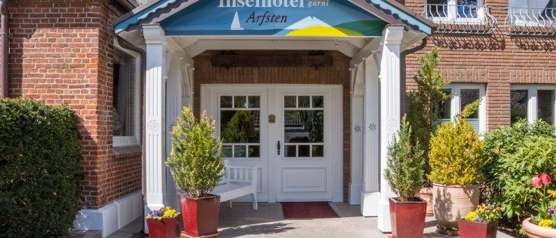 Inselhotel Arfsten (Insel Föhr)