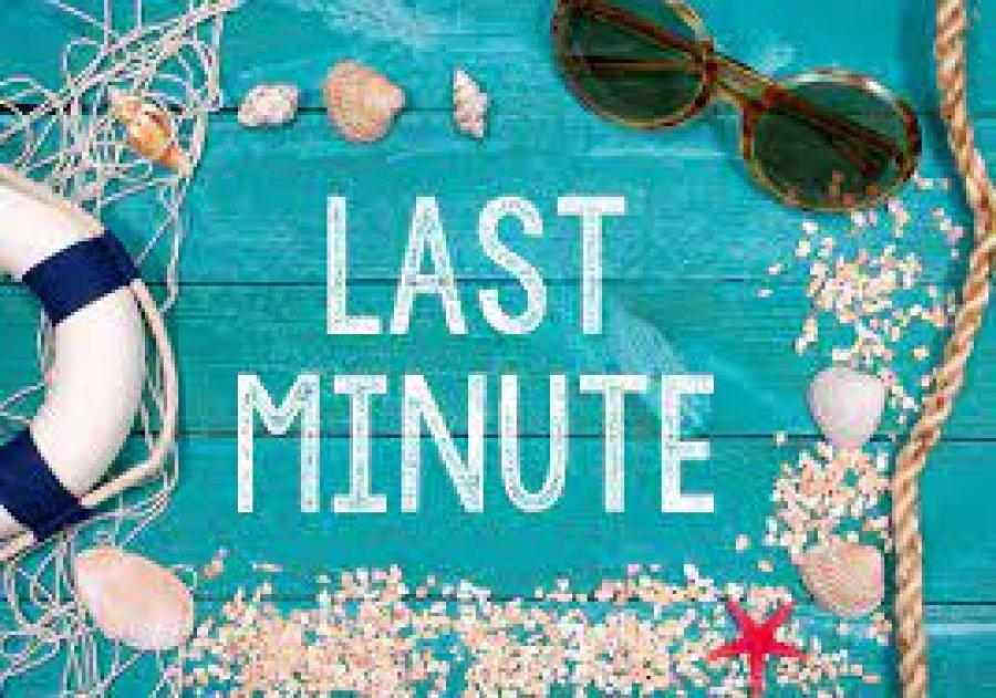 Last minute 2