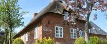 Urlaub im reetgedeckten Ferienhaus auf Föhr