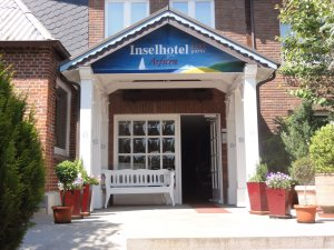Hotel garni Föhr: Inselhotel Arfsten