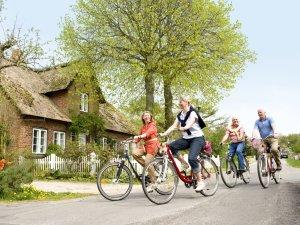 Radfahren auf Föhr - Kostenlose Leihfahrräder