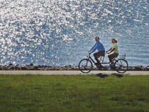 Fahrradverleih Föhr: Kostenlose Fahrräder im Inselhotel Arfsten