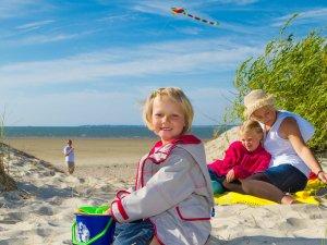 Nordseeurlaub Familie © Carlos Arias Enciso / www.nordseetourismus.de