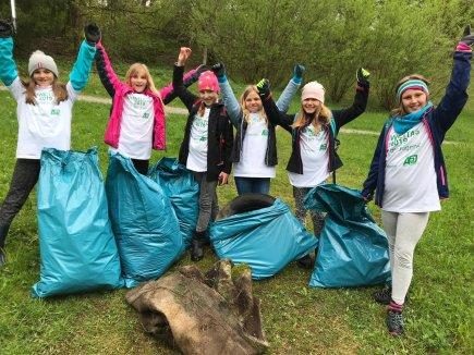 Volle Power beim Umwelttag 2019