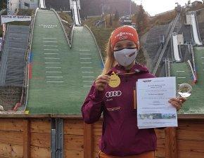 Siegerin DM Katharina Althaus
