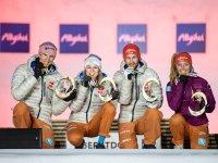 Siegerehrung Mixed Team Bewerb