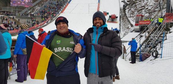Gabriel Alcantora aus Brasilien