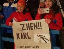 Fans für Karl Geiger