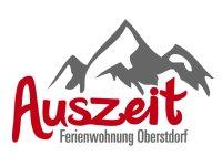Logo der Ferienwohnungen Auszeit Oberstdorf