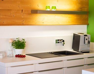 Küche in der Wohnung Gipfel / Auszeit im Grünen