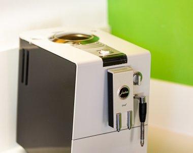 Kaffeevollautomaten in jeder Ferienwohnung