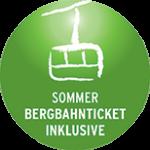 Bergbahnen inklusive Logo transparent
