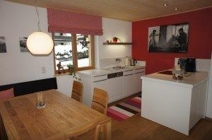 Küche Auszeit Tal