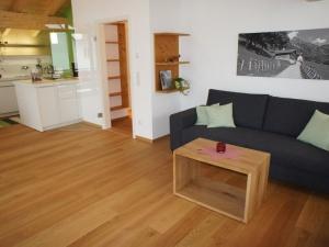 Küche und Wohnzimmer Auszeit Gipfel