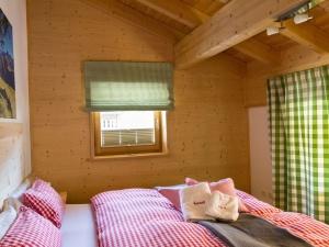 Ferienwohnung Gipfel Schlafzimmer