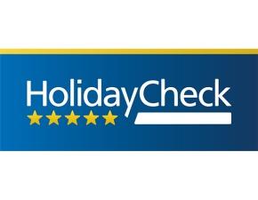 Logo HolidayCheck Teaser