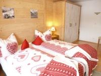 Schlafzimmer Nebelhornblick