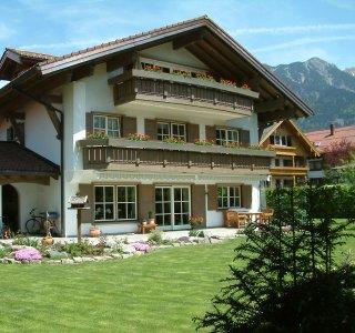 Mehrfamilienhaus, Oberstdorf