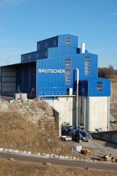 Kieswerk Hafenthal