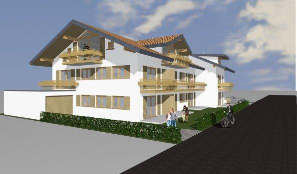 Mehrfamilienhaus, Schmittegasse 8, Oberstdorf