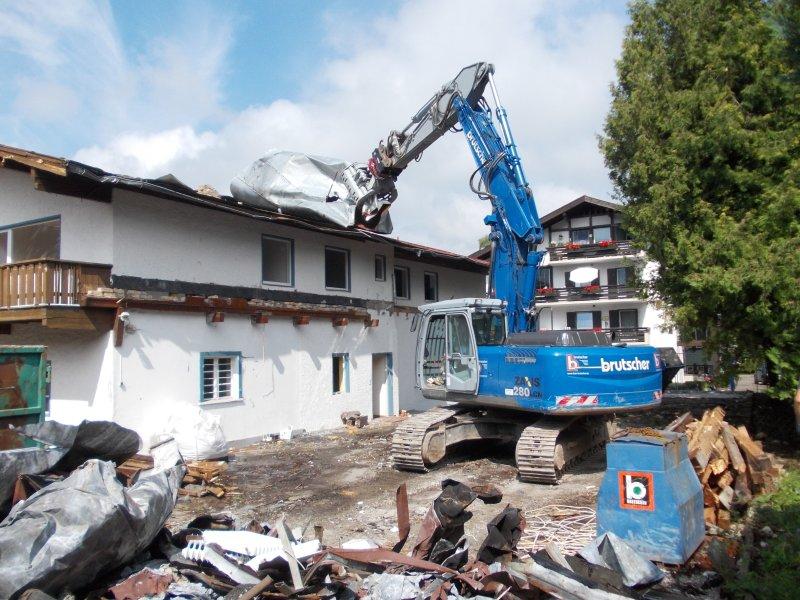 Abbruch Schmittegasse, Oberstdorf