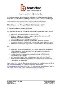 Maschinen-und Anlagenführer Kieswerk (m/w/d)