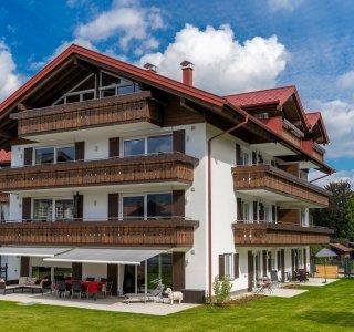 Mehrfamilienhaus, Am Gstad 6, Oberstdorf
