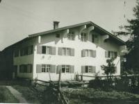 B`m Wolfganger - so sah das Bauernhaus früher aus