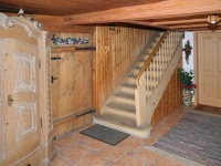 Eingangsbereich B'm Wolfganger