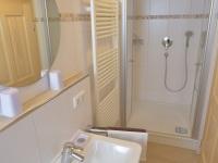 Bad Nr. 2: mit Dusche und WC