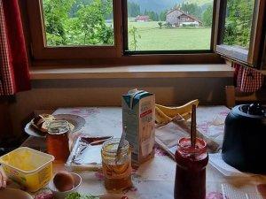 Frühstück tramino
