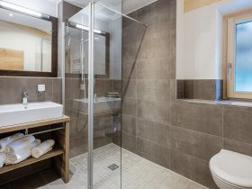 Stilvolles Design-Badezimmer