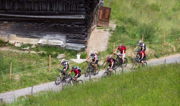 Kleinwalsertal Mountainbike Frank Drechsel (c) Frank Drechsel - Kleinwalsertal Tourismus eGen Fotograf Frank Drechsel