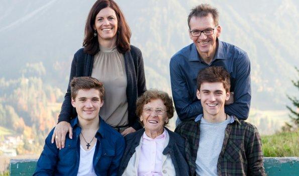 Familie Schuster