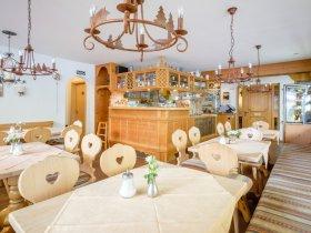 Uriges Ambiente im Café Baad Grund
