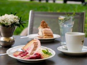 Genuss im Café Baad Grund