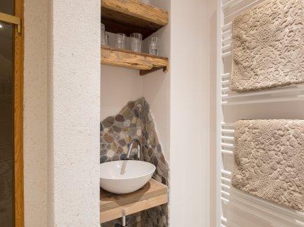 Stilvoller Saunabereich