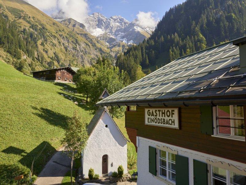 Berggasthof Einödsbach 16