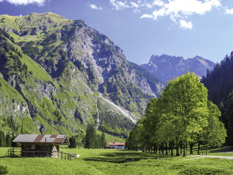 Berggasthof Oytalhaus im Oytal
