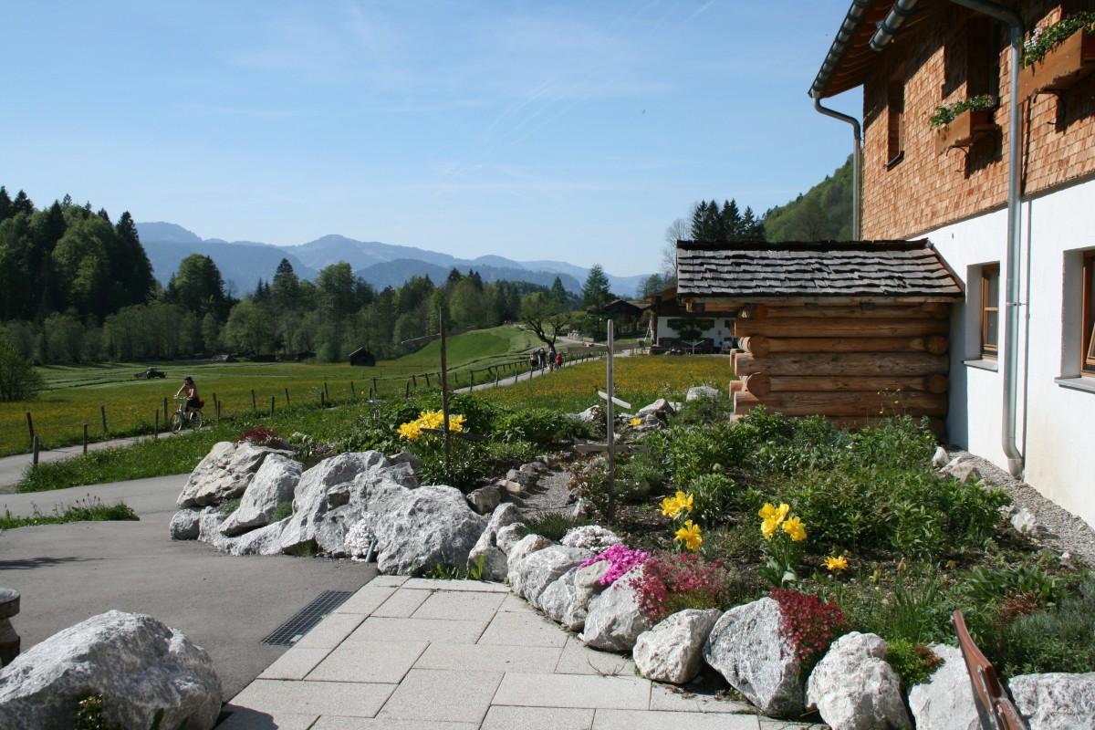 Eingangsbereich Berggasthof Riefenkopf