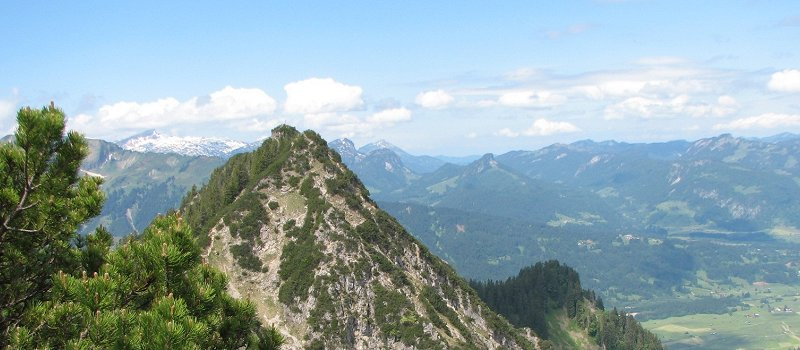 Der Riefenkopf - Namensgeber unseres Berggasthofs