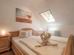 Ferienwohnung Älpele - Schlafzimmer