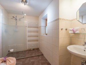Ferienwohnung Älpele - Badezimmer