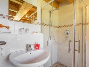 Zimmer Höfats - Badezimmer