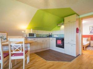 Ferienwohnung Riefenkopf - Küche