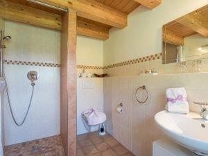 Ferienwohnung Riefenkopf - Badezimmer