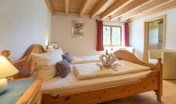 Zimmer Trettachspitze - Schlafen