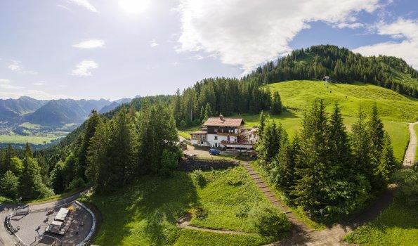 Die ideale Unterkunft für den Bergurlaub