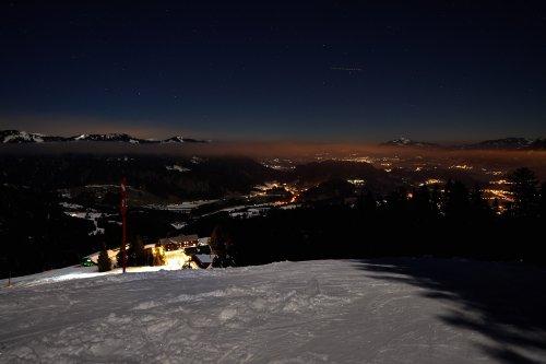 Ausblick vom Söllereck bei Nacht (1)